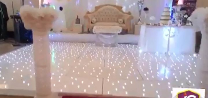 spectacular wedding reeption