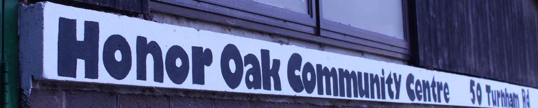 Honor Oak Community centre